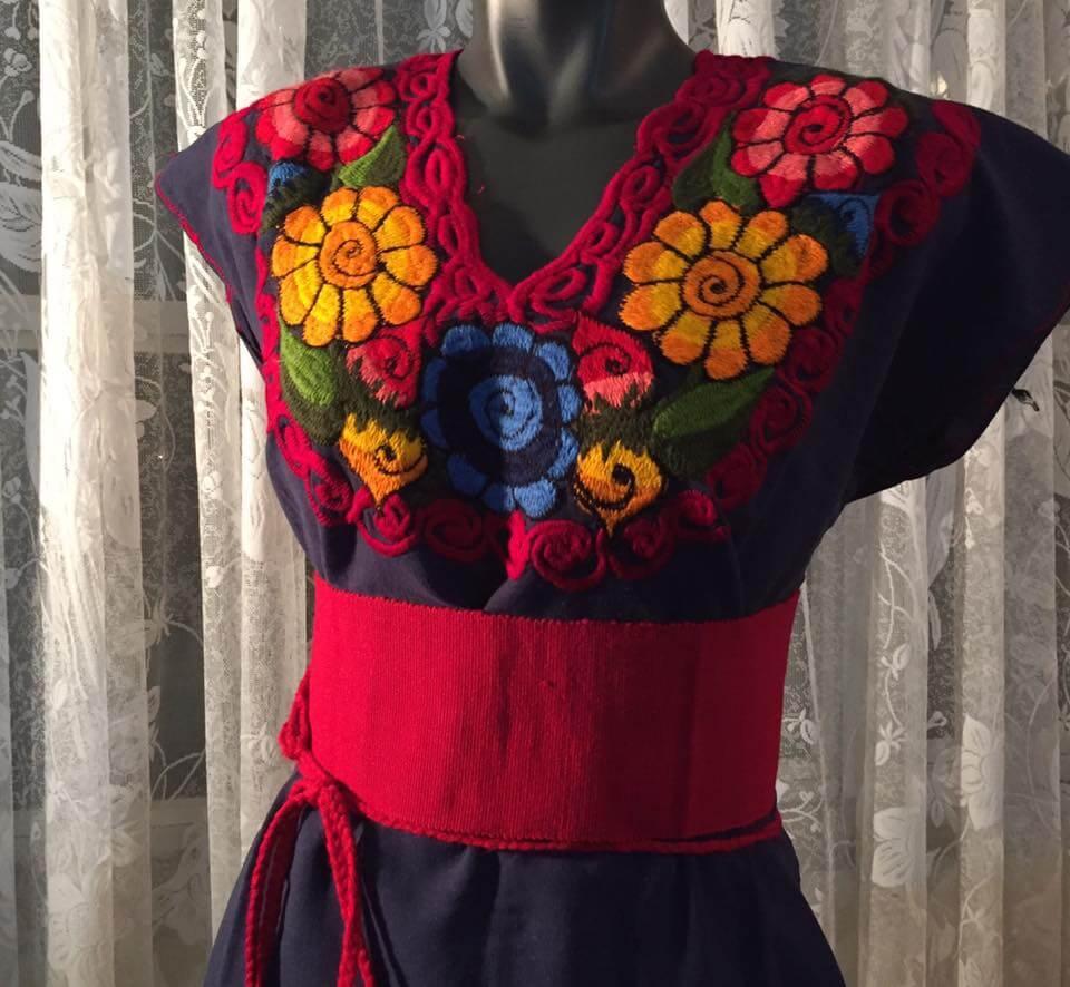 Chiapas Dresses